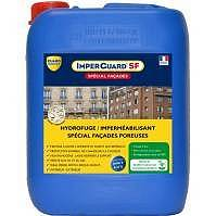 Old brick impregnation for walls - ImperGuard