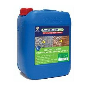 GuardRemover Eco Efflorescence & Cement Detergent for Cement and Lime Cleaning