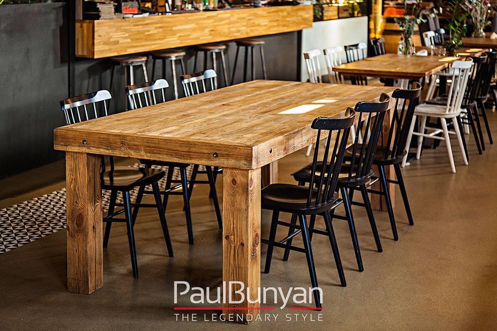 Stół drewniany ze starego drewna ARIZONA