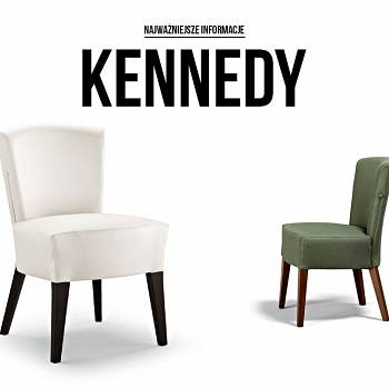 KENNEDY dining room and living room chair