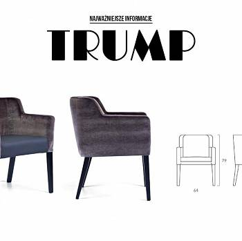 TRUMP dining and living room chair